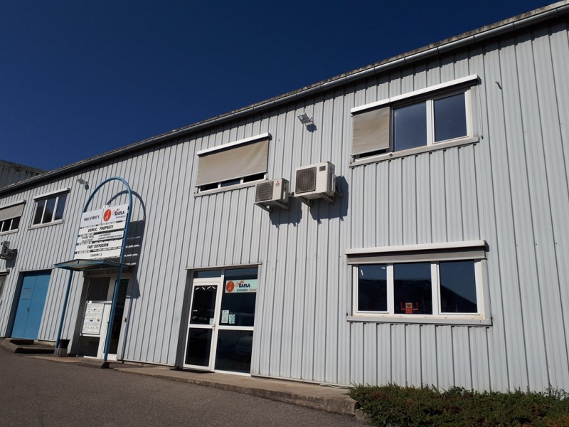 Location local commercial Poisy 580€ CC - Photo 3