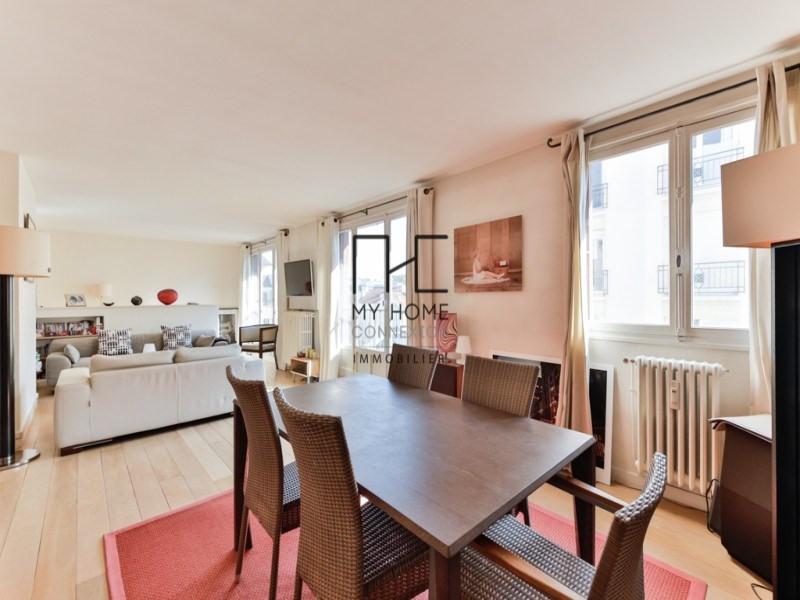 Verkauf von luxusobjekt wohnung Boulogne-billancourt 1430000€ - Fotografie 2