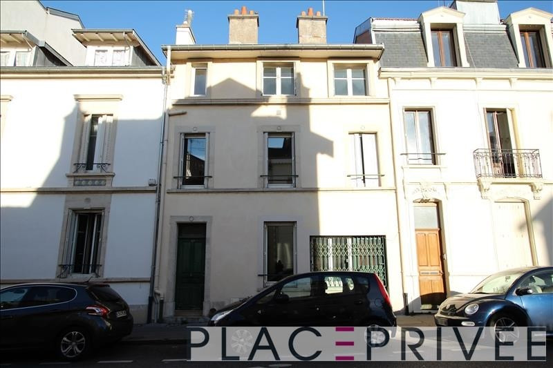 Produit d'investissement immeuble Nancy 262000€ - Photo 1