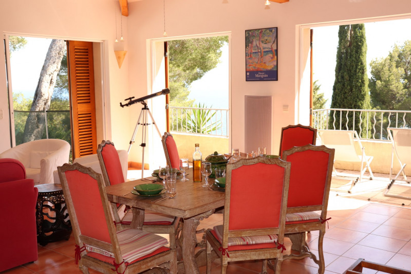 Vacation rental house / villa Cavalaire sur mer 1 500€ - Picture 15