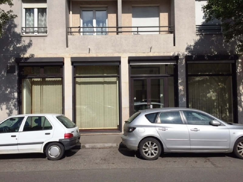 Sale office Lyon 7ème 440 000€ - Picture 1