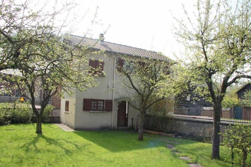 Sale house / villa La ferriere sur risle 81000€ - Picture 5