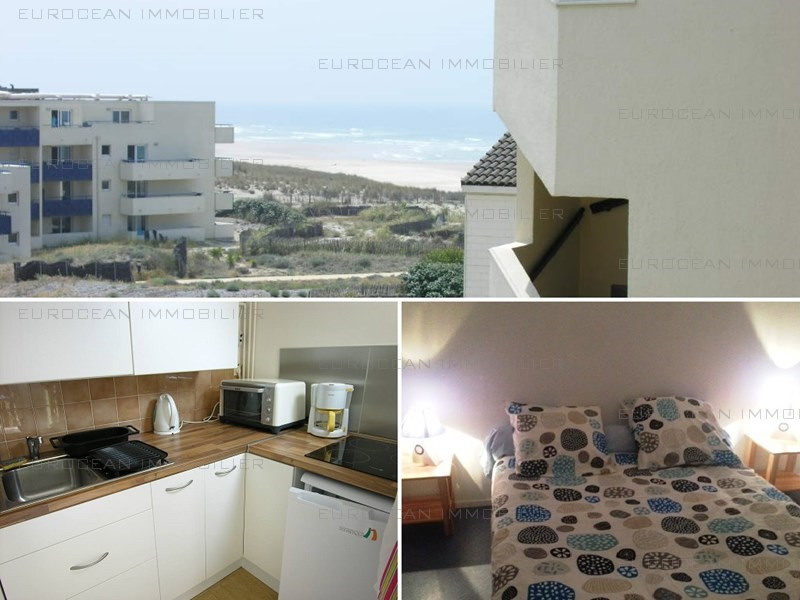 Vacation rental apartment Lacanau-ocean 453€ - Picture 1