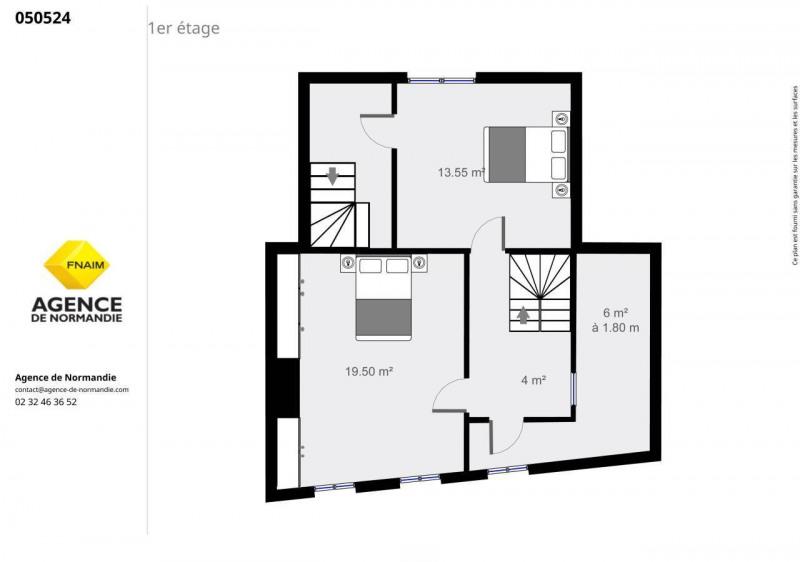 Sale house / villa La ferte-frenel 50000€ - Picture 8