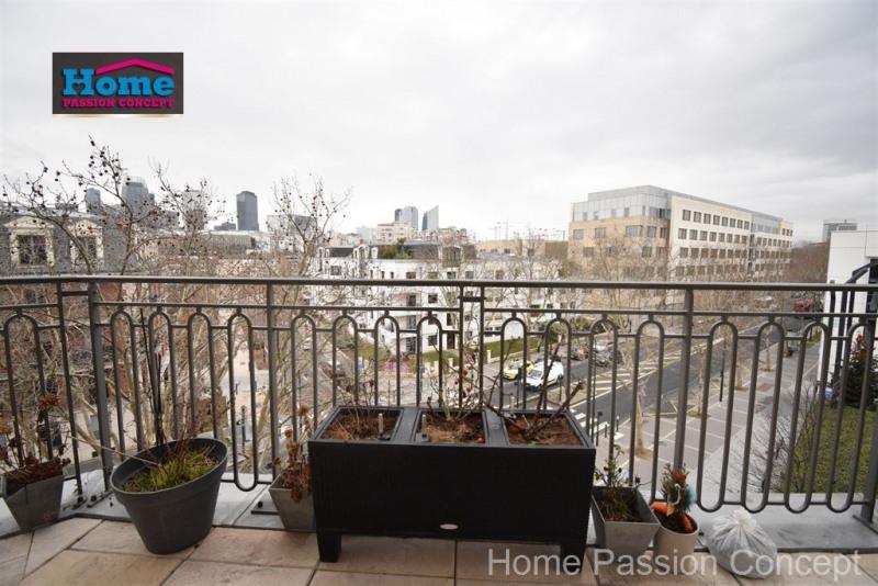 Sale apartment La garenne colombes 670000€ - Picture 2