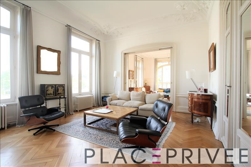 Deluxe sale apartment Nancy 750000€ - Picture 5