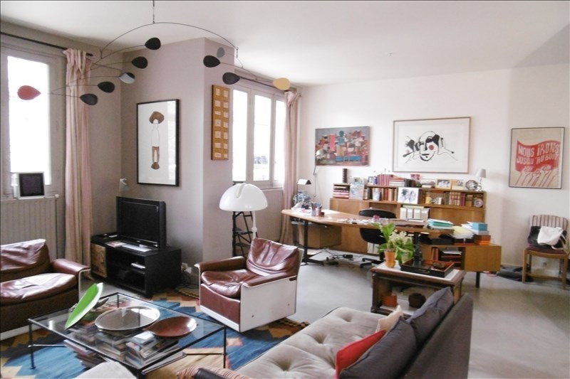 Deluxe sale apartment Paris 9ème 1 373 000€ - Picture 2