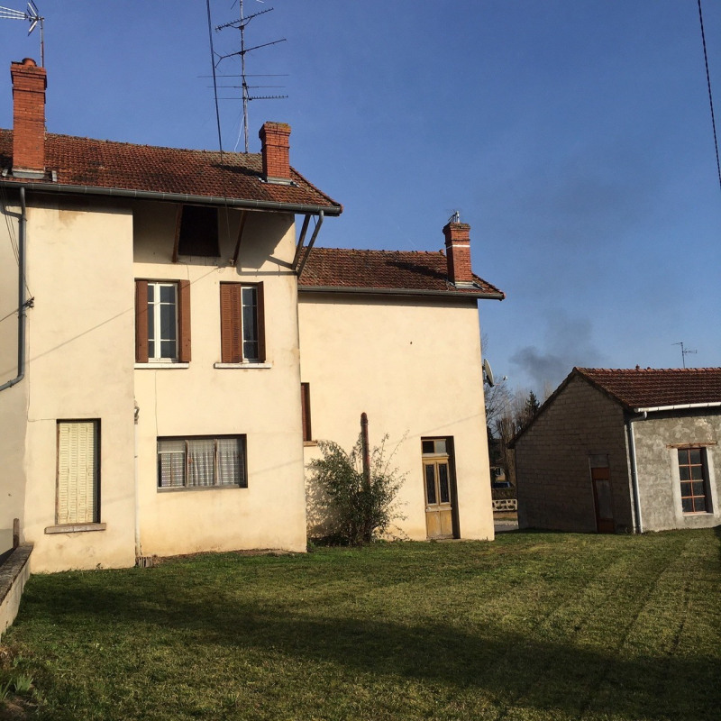 Sale building Cuisery 10 minutes 59 000€ - Picture 1
