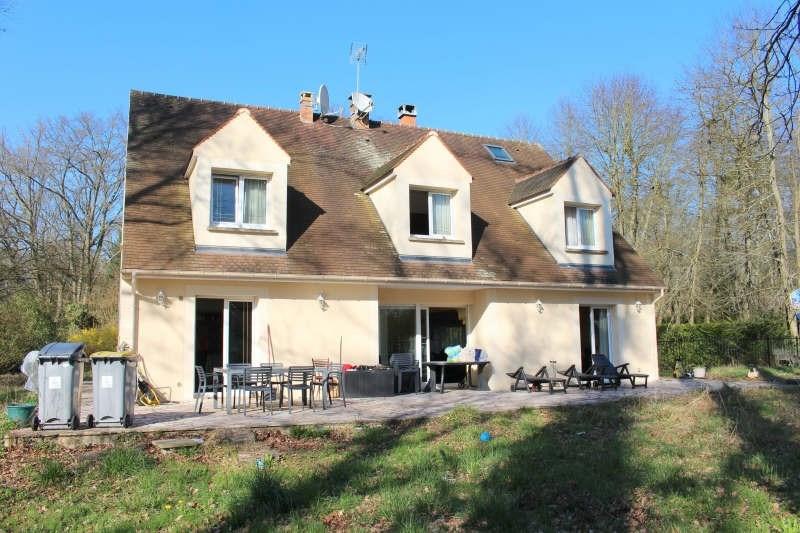 Deluxe sale house / villa Lamorlaye 618000€ - Picture 7