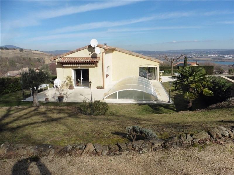 Sale house / villa Saint pierre de boeuf 345000€ - Picture 2