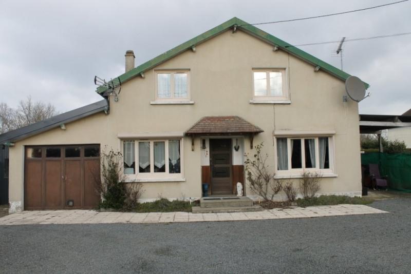 Verkauf haus Gouville sur mer 155000€ - Fotografie 1