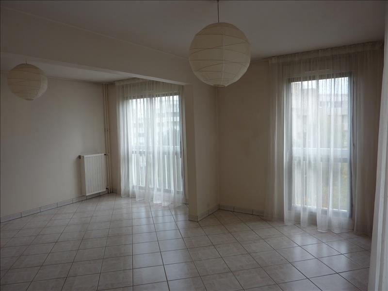 Sale apartment Les ulis 106000€ - Picture 2