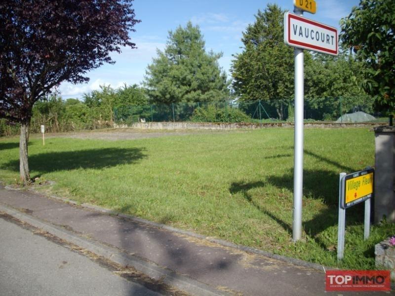 Sale site Vaucourt 18000€ - Picture 2