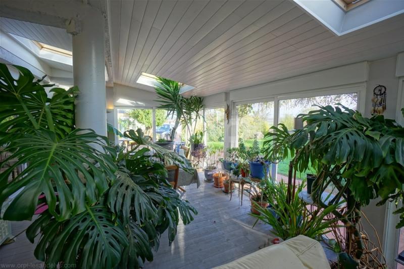 Sale house / villa Lyons la foret 365000€ - Picture 5