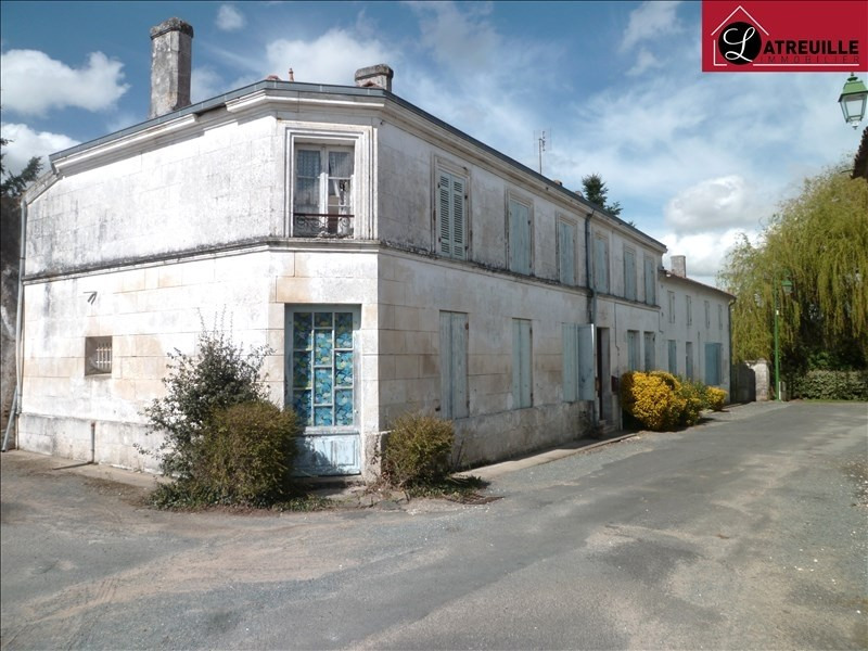 Vente maison / villa Gemozac 149 000€ - Photo 1