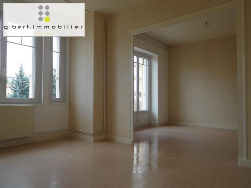 Rental apartment Le puy en velay 598,79€ CC - Picture 2