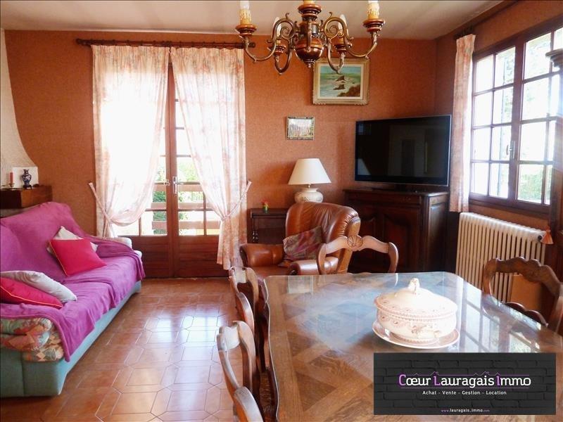 Sale house / villa Quint-fonsegrives 349000€ - Picture 3