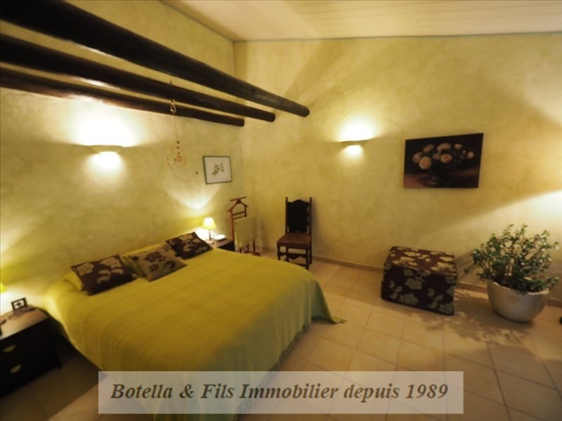 Vente de prestige maison / villa Barjac 526000€ - Photo 5
