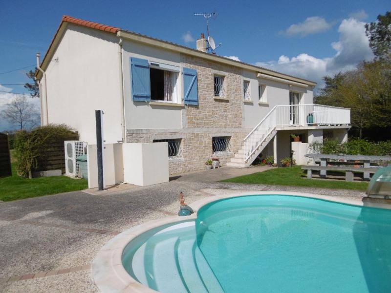 Vente maison / villa La chapelle -achard 273500€ - Photo 2