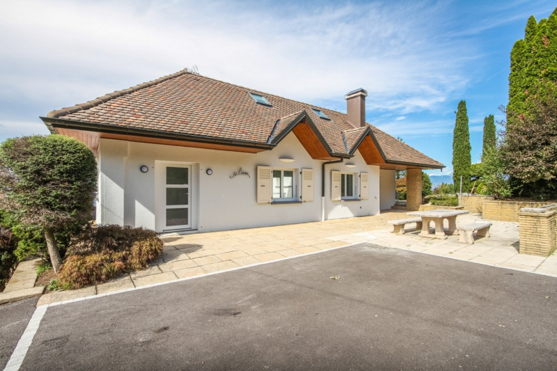 Lugrin - Twin-house 110sq. m - Terrace of 100 sq. m - Panoramic