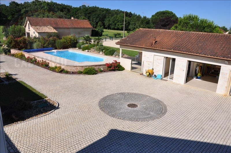 Vente maison / villa Lamonzie saint martin 418000€ - Photo 2