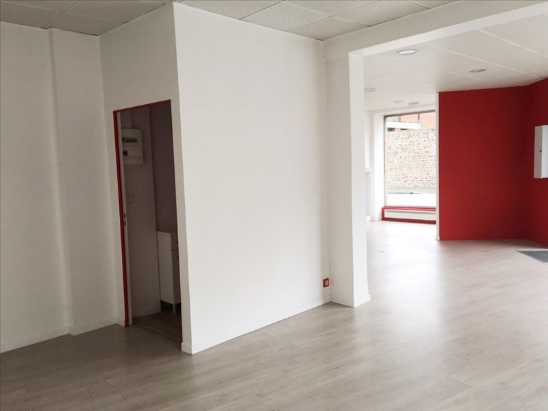 Rental empty room/storage Fougeres 650€ HT/HC - Picture 3