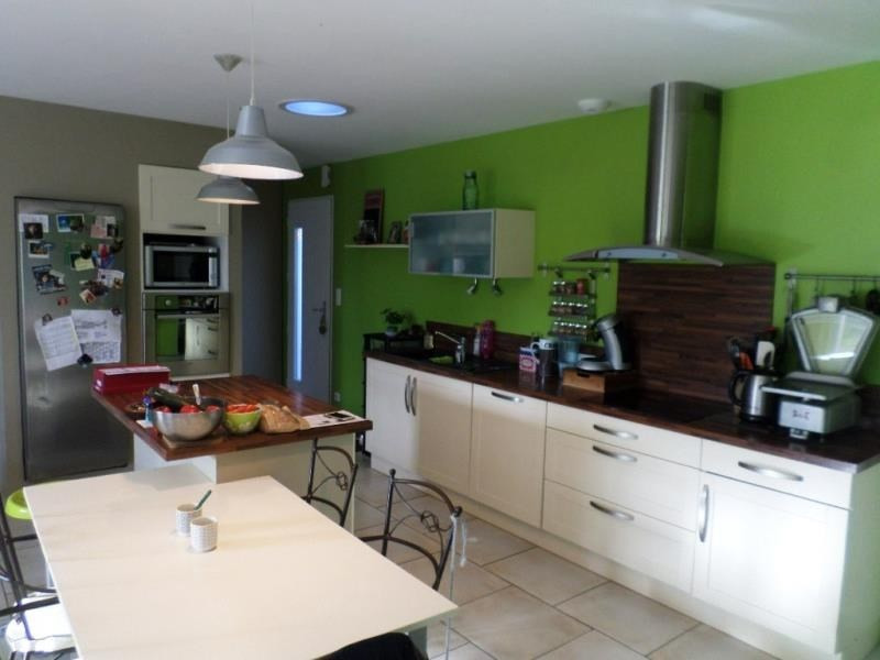 Vente maison / villa Savigny levescault 189900€ - Photo 4