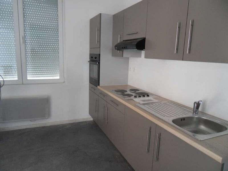 Rental house / villa Avesnes sur helpe 550€ CC - Picture 1