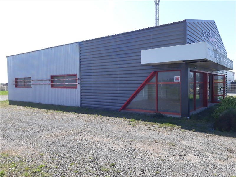 Vente local commercial Nalliers 111300€ - Photo 2