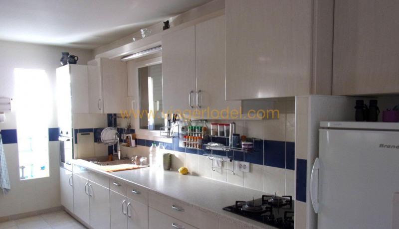 Lijfrente  huis Bizanet 60000€ - Foto 3