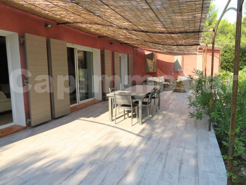Deluxe sale house / villa Signes 640000€ - Picture 3