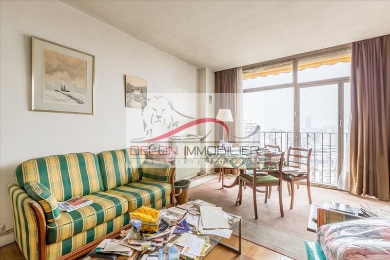 Revenda apartamento Paris 15ème 640000€ - Fotografia 2