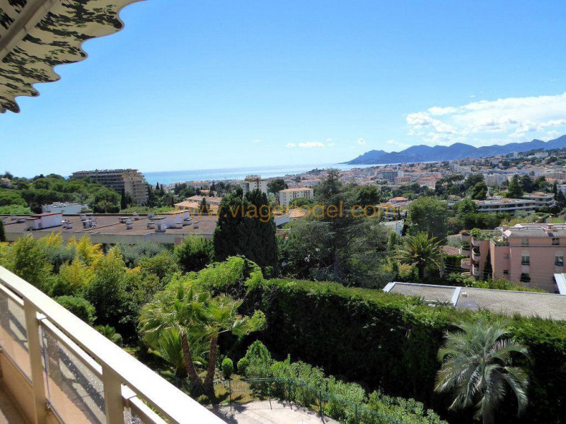 Revenda residencial de prestígio apartamento Le cannet 910000€ - Fotografia 2