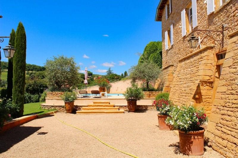 Deluxe sale house / villa Cogny 740000€ - Picture 1