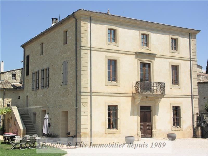 Vente de prestige maison / villa Uzes 1320000€ - Photo 10