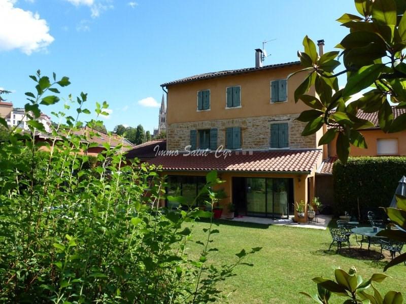 Vente maison / villa St cyr au mont d'or 1095000€ - Photo 13