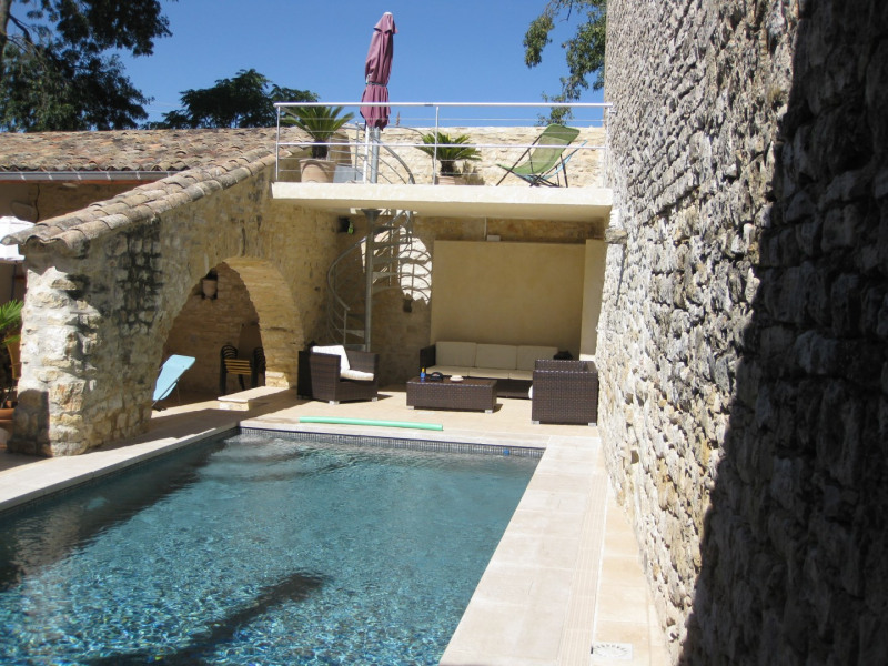 Deluxe sale house / villa Uzès 950 000€ - Picture 1
