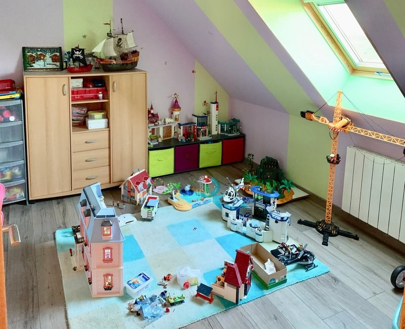 Vente maison / villa Fierville bray 296000€ - Photo 13