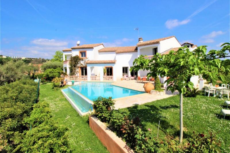 Deluxe sale house / villa Villeneuve loubet 1890000€ - Picture 2
