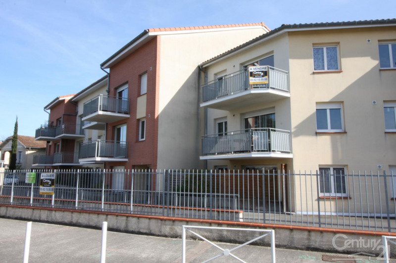 Sale apartment Tournefeuille 69 900€ - Picture 1