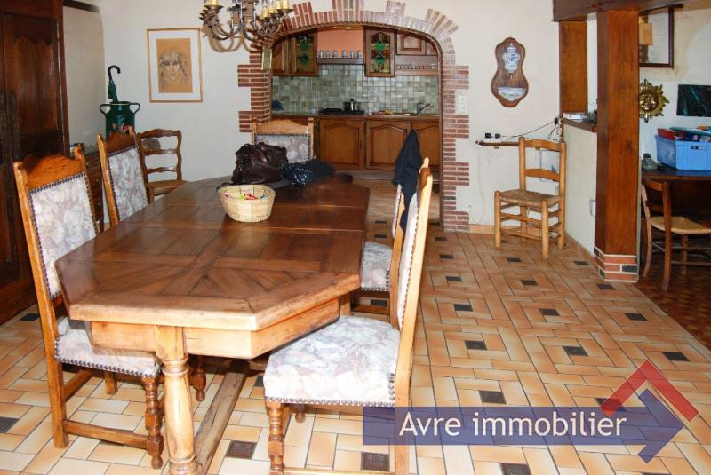 Vente maison / villa Verneuil d avre et d iton 148000€ - Photo 3