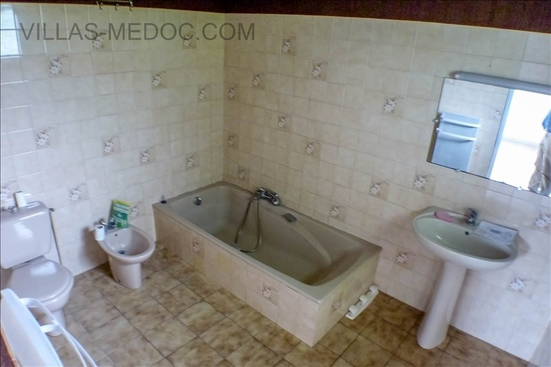 Vente maison / villa Jau dignac et loirac 179500€ - Photo 10