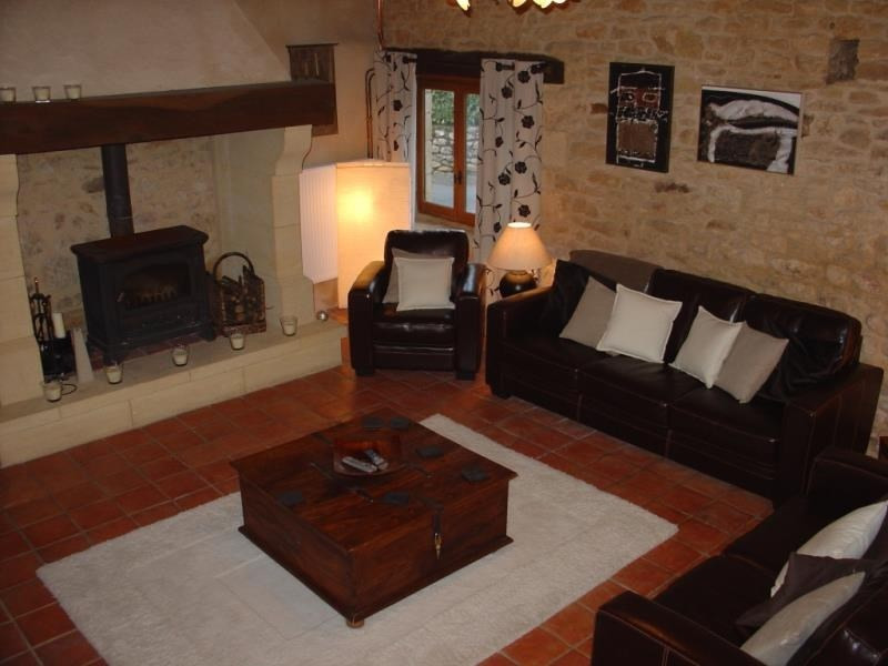 Vente maison / villa Le buisson de cadouin 307400€ - Photo 5