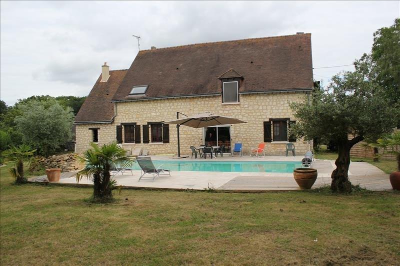 Vente de prestige maison / villa St julien l ars 420000€ - Photo 1