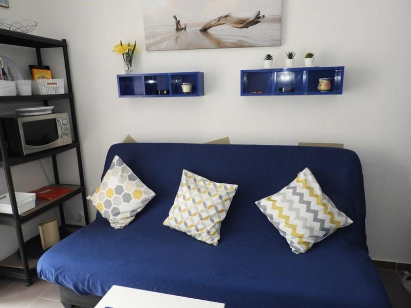 Vermietung von ferienwohnung wohnung La grande motte 195€ - Fotografie 5