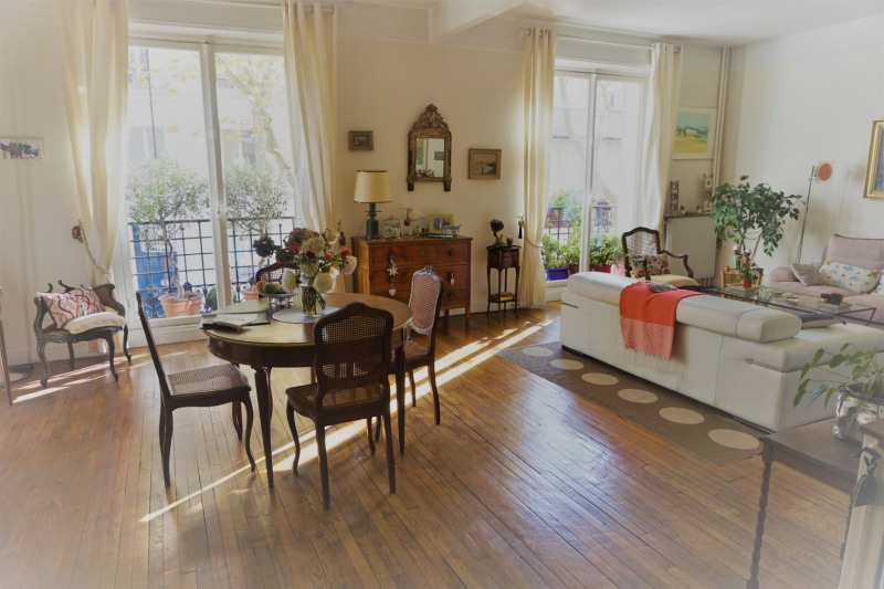 Short-term rental apartment Neuilly sur seine 3 000€ - Picture 2