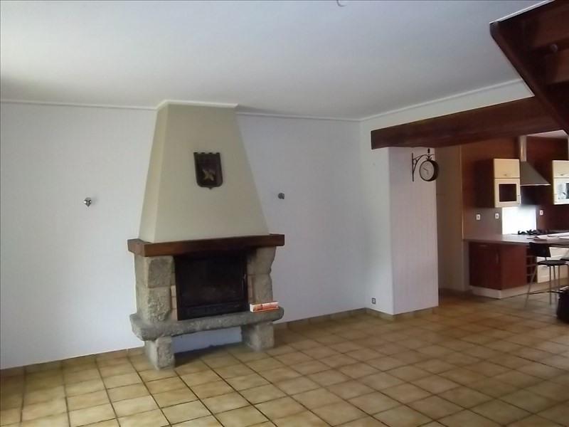 Sale house / villa Begard 134200€ - Picture 3