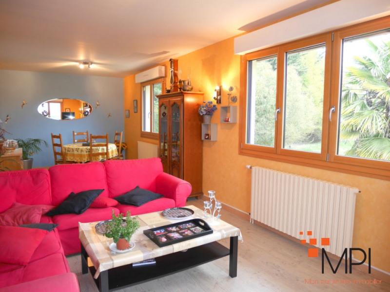 Sale house / villa Mordelles 263750€ - Picture 2