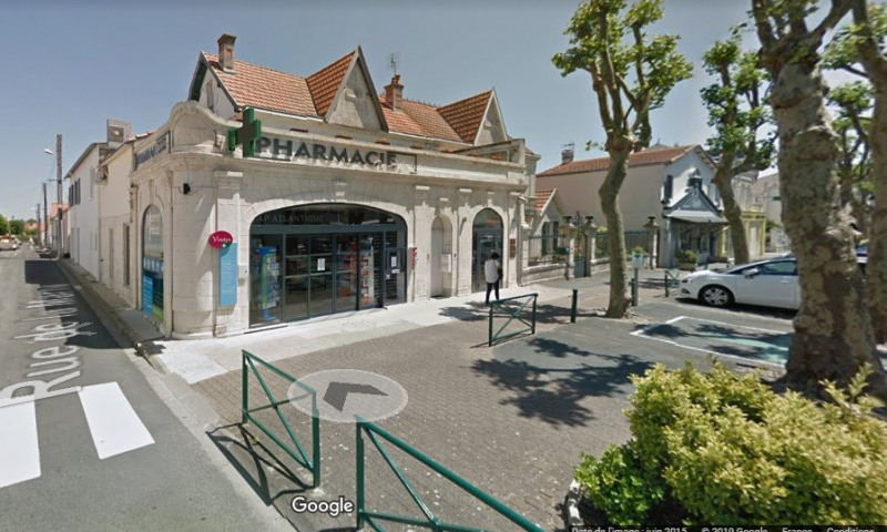 Local commercial Chatelaillon Plage 163 m²