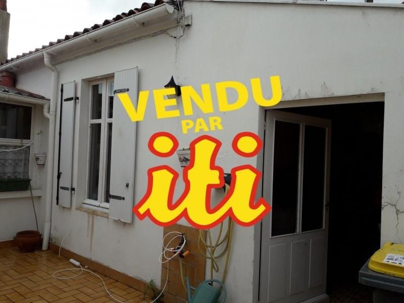 Vente maison / villa Les sables d olonne 168800€ - Photo 1